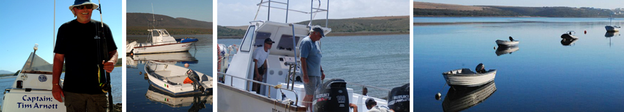 Infanta Fishing Charters. Breede River fishing charters.
